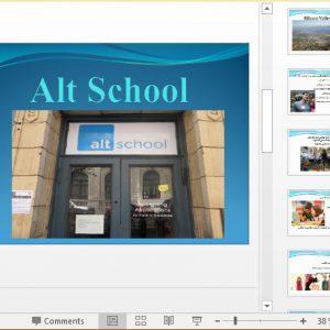 عکس یادگیری مدرسه Alt
